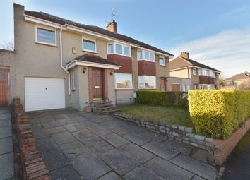 Thumbnail 4 bed semi-detached house for sale in Redford Avenue, Colinton, Edinburgh
