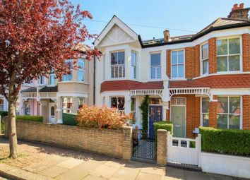 Thumbnail 5 bed terraced house for sale in Trentham Street, London
