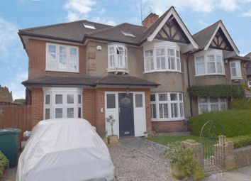 Thumbnail 6 bed semi-detached house to rent in Cyprus Avenue, Finchley
