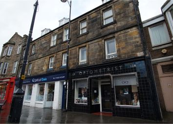 Thumbnail 1 bed flat for sale in High Street, Burntisland