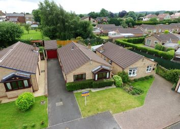 Thumbnail Detached bungalow for sale in Fulford Close, Walton, Chesterfield