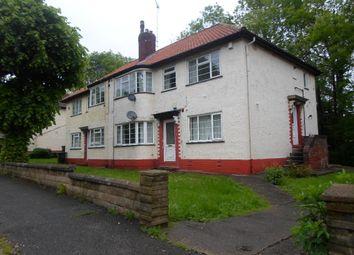 2 bed flat to rent in Sandringham Crescent, Leeds LS17