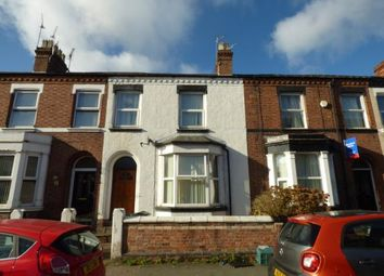 Thumbnail 7 bed terraced house for sale in Bouverie Street, Chester, Cheshire