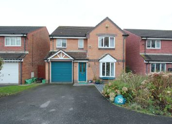 Thumbnail 4 bed detached house for sale in Gelyn-Y-Cler, Barry