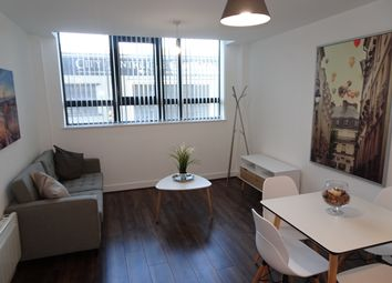 1 bed flat to rent in Cotton Lofts, Fabrick Square, Birmingham B12