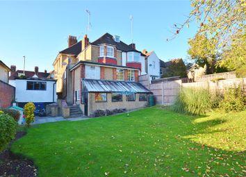 Thumbnail 2 bed flat for sale in Aldenham Road, Bushey, Hertfordshire
