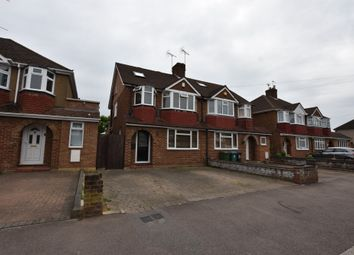 Thumbnail 4 bed semi-detached house for sale in Greenwood Drive, Watford