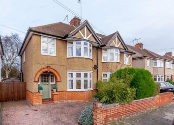 Thumbnail 3 bed semi-detached house for sale in Oaklands Crescent, Chelmsford