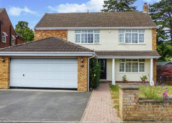 Thumbnail 4 bed detached house for sale in Cressington Place, Bourne End