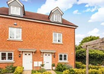 Thumbnail 4 bed end terrace house for sale in Northcourt Mews, Abingdon