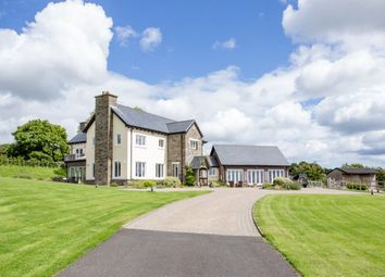 Thumbnail 5 bed detached house for sale in Lilleo Farmhouse, Lower Sulby Farm, Abbeylands, Douglas