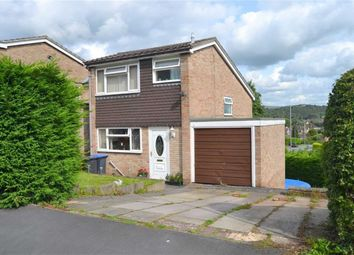 Thumbnail 3 bed detached house for sale in Howard Close, Leek, Leek