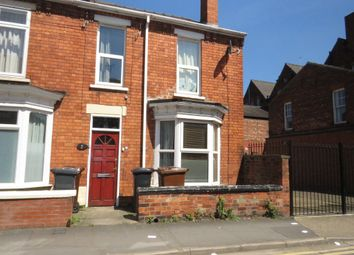 Thumbnail 3 bedroom end terrace house for sale in Gaunt Street, Lincoln