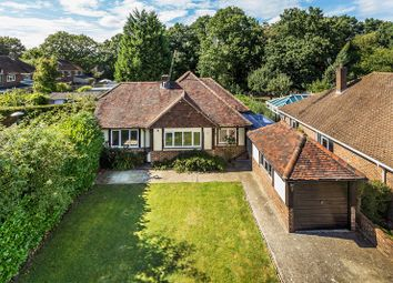 Thumbnail 4 bed detached bungalow for sale in Tudor Close, Smallfield, Horley