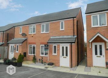 Thumbnail 2 bed semi-detached house for sale in Kinross Avenue, Heywood