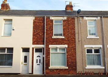 Thumbnail 2 bed terraced house to rent in Melrose Street, Oxford Road, Hartlepool