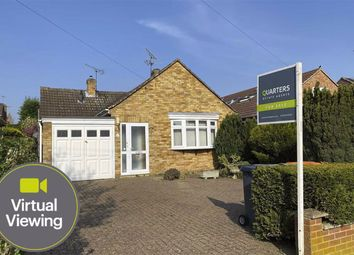 Thumbnail 3 bed detached bungalow for sale in Leopold Road, Leighton Buzzard