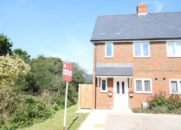 Thumbnail 2 bed semi-detached house for sale in Meadowsweet Lane, Stone Cross, Pevensey