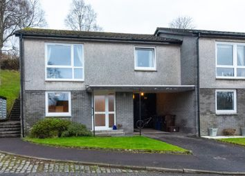Thumbnail 3 bedroom end terrace house for sale in 16 Buccleuch Court, Dunblane, Perthshire 0Ar, UK
