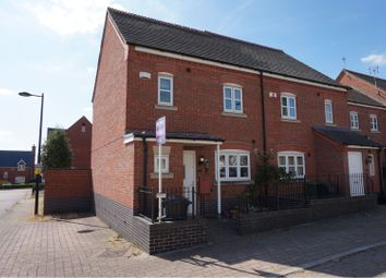 Thumbnail 3 bed end terrace house for sale in Little Connery Leys, Birstall