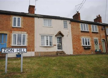 Thumbnail 2 bedroom terraced house for sale in Zion Hill, Walgrave, Northampton