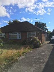 Thumbnail 2 bed semi-detached bungalow for sale in Derwent Drive, Childer Thornton, Ellesmere Port
