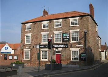 Thumbnail Office for sale in 10 & 10A, Market Place, Crowle, Scunthorpe, North Lincolnshire