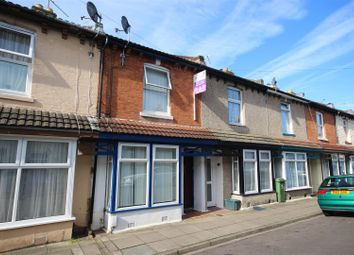 Thumbnail 3 bedroom terraced house for sale in Landguard Road, Southsea