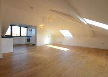Thumbnail 2 bed flat to rent in Ancells Road, Fleet