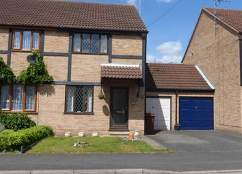 Thumbnail 2 bed town house for sale in Howard Close, Long Eaton, Long Eaton