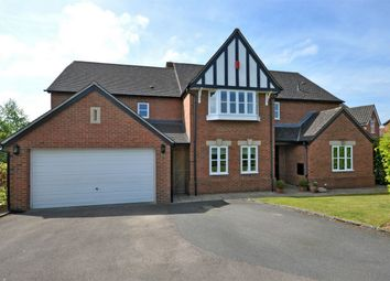 Thumbnail 5 bed detached house for sale in Lyncroft, Minsterworth, Gloucester