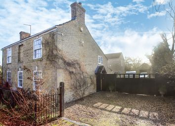 Thumbnail 5 bed property for sale in Spalding Road, Deeping St. James, Peterborough