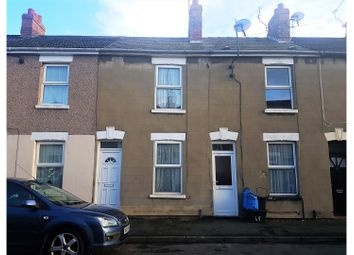 Thumbnail 2 bed terraced house for sale in Stanley Road, Gloucester