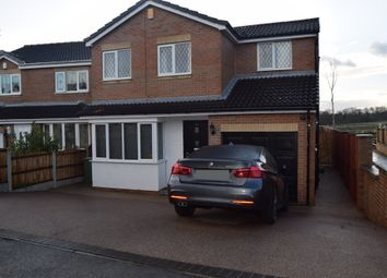 Thumbnail 4 bed detached house to rent in Thistlewood Road, Wakefield