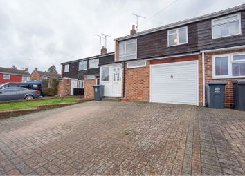 Thumbnail 3 bed terraced house for sale in Whiteley Close, Dane End, Ware