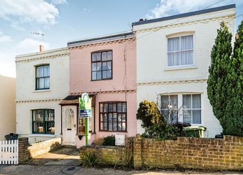 Thumbnail 3 bed terraced house to rent in Canterbury Road, Pembury, Tunbridge Wells