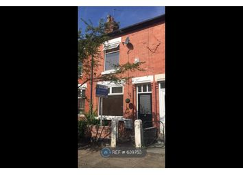 Thumbnail 2 bed terraced house to rent in Hammett Road, Manchester