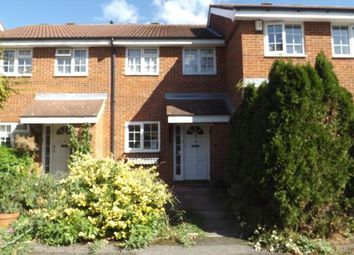 Thumbnail 2 bed terraced house for sale in Foxglove Lane, Chessington, Surrey