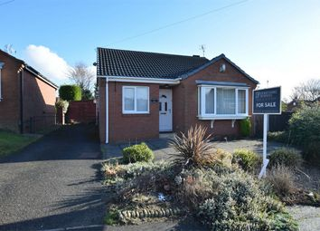 Thumbnail 2 bed detached bungalow for sale in Lilac Grove, South Normanton, Alfreton, Derbyshire