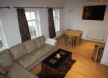 Thumbnail 3 bed flat to rent in Catharine Street, Liverpool