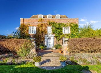 Thumbnail 9 bed semi-detached house for sale in West Stowell, Marlborough, Wiltshire