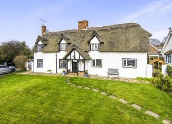 Thumbnail 4 bedroom detached house for sale in Felsted, Dunmow, Essex