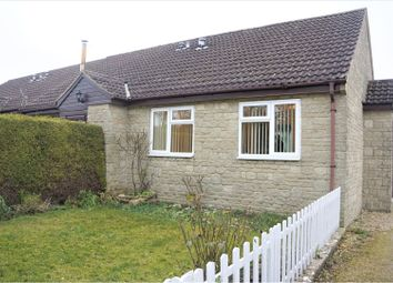 Thumbnail 1 bed bungalow for sale in The Mews, Malmesbury