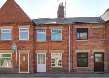 Thumbnail 2 bed terraced house for sale in High Street, Corby Glen, Grantham
