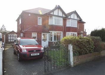 Thumbnail 3 bedroom semi-detached house for sale in Cavendish Road, Hazel Grove, Stockport
