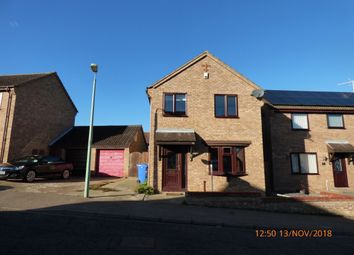 Thumbnail 3 bed detached house to rent in Kings Road, Bungay