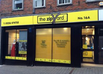 Thumbnail Retail premises for sale in Church Street, Basingstoke