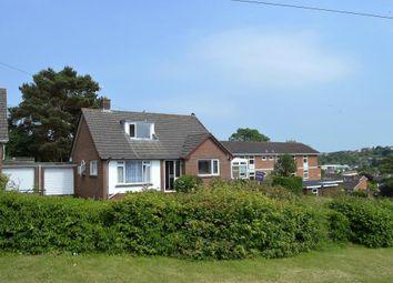 Thumbnail 4 bed detached bungalow for sale in St. Martins Lane, Crediton, Devon