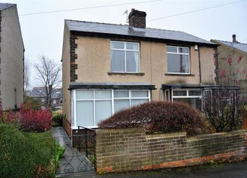Thumbnail 2 bedroom semi-detached house for sale in Heatherfield Road, Marsh, Huddersfield
