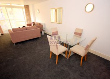 Thumbnail 2 bed flat to rent in Cassilis Road, South Quay, London E14,